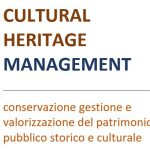 QUESTIONARIO CULTURAL HERITAGE MANAGEMENT